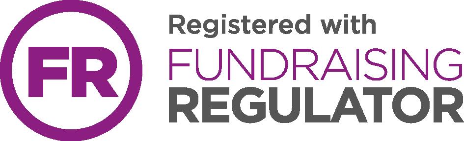 Fundraising Regulator badge