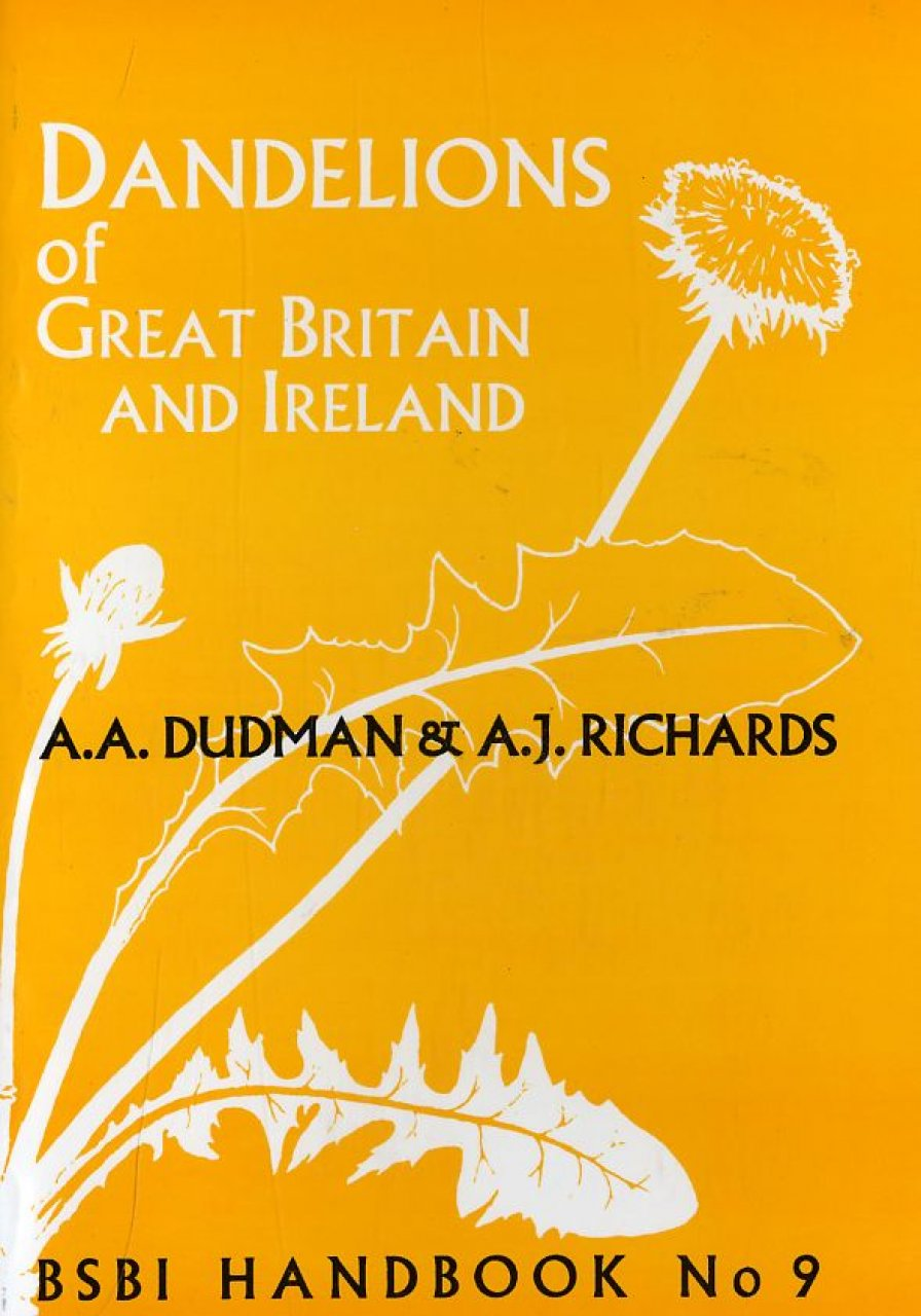 Dandelions of Great Britain and Ireland